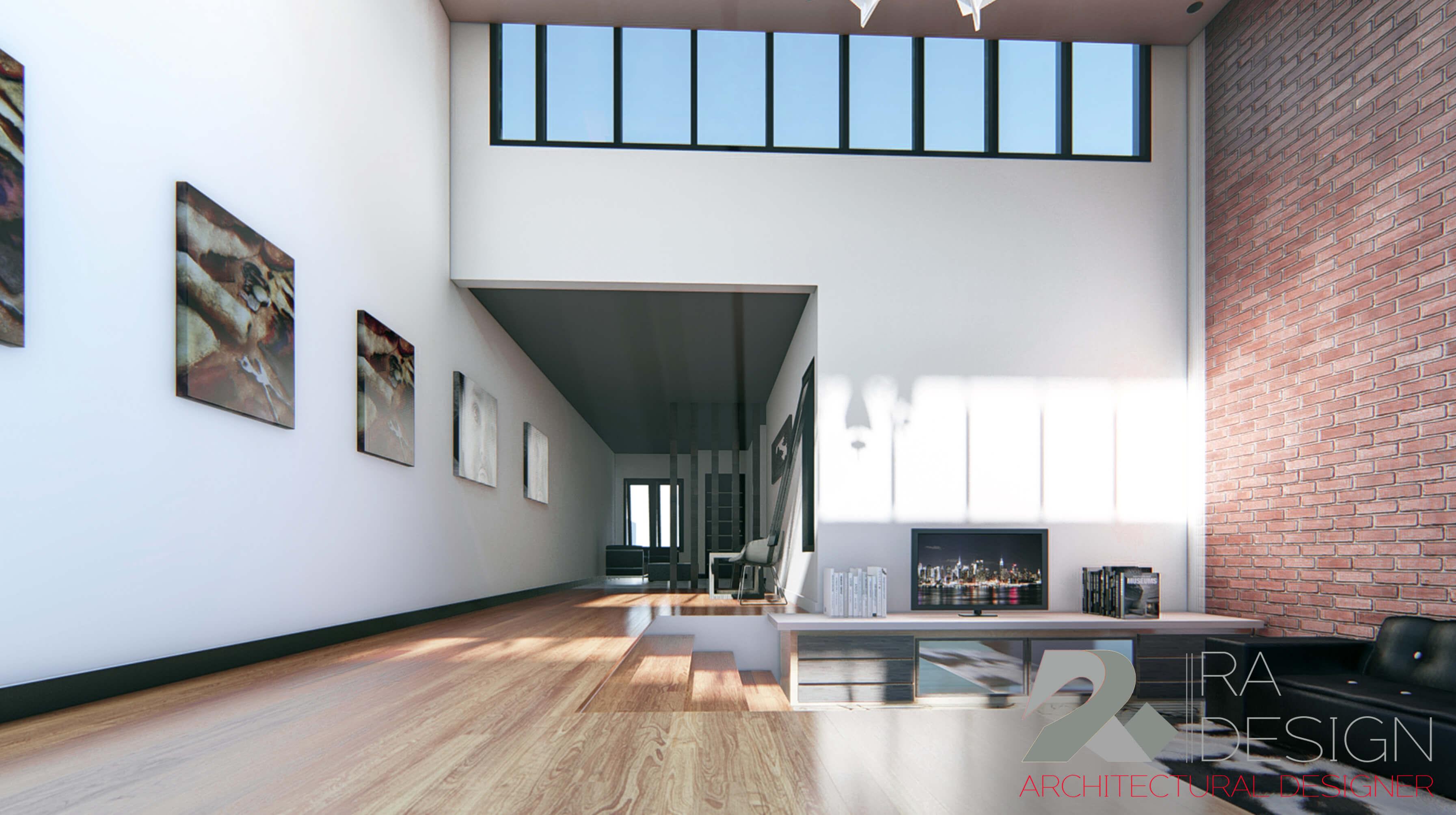 Studio gambar rumah tinggal profesional cibinong bogor